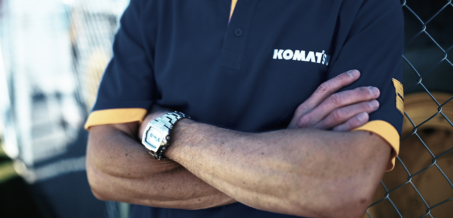 Komatsu | Peak Marketing Services